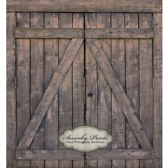 Dark Barn Doors