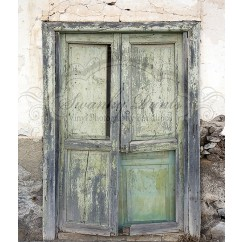 Grungy Old Door